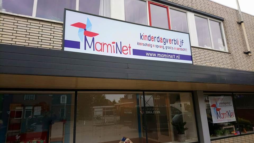 KDV MamiNet gevestigd aan de Hoofdstraat!